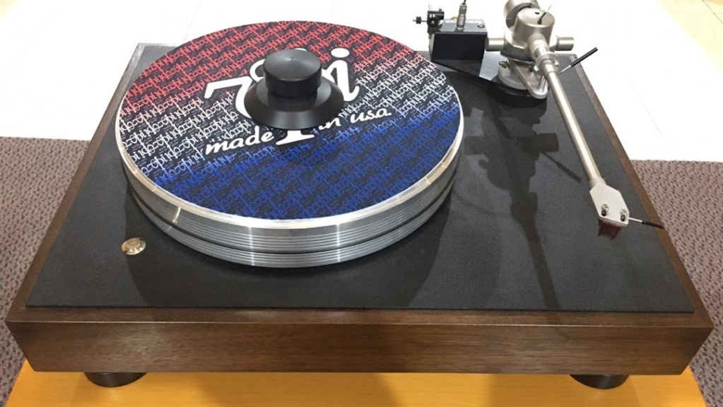 VPI Classic 1 Turntable - Sold Image211