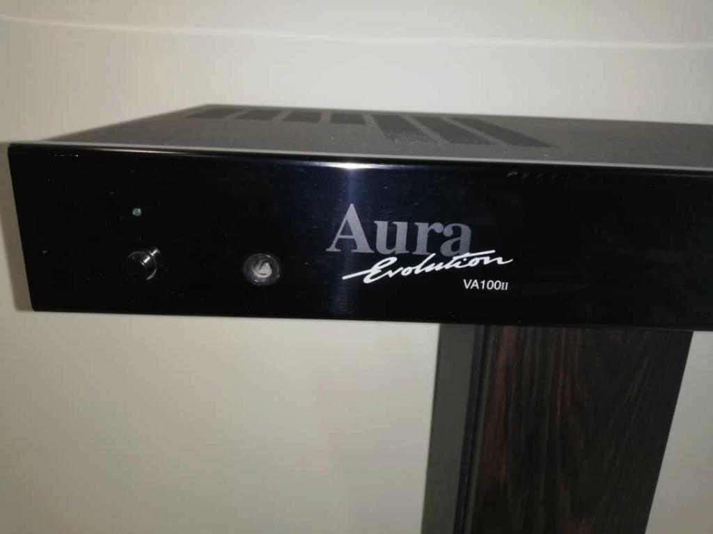 B&W Aura Evolution VA-100 MK II Integrated Amplifier Image216