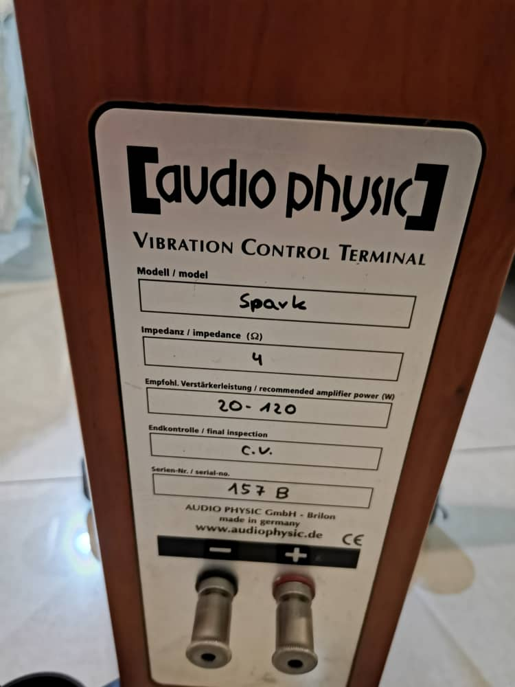 Audio Physic Spark Image435
