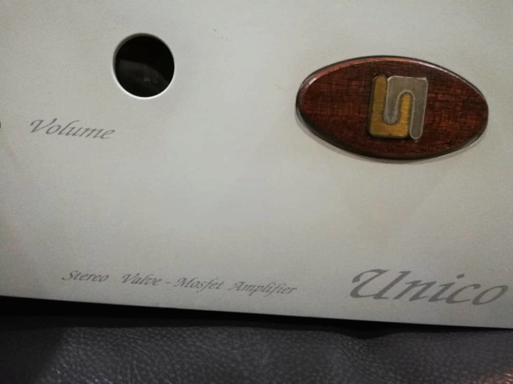 Unison  Research Unico P Valve MOSFET Stereo Amplifier (Sold) Image512