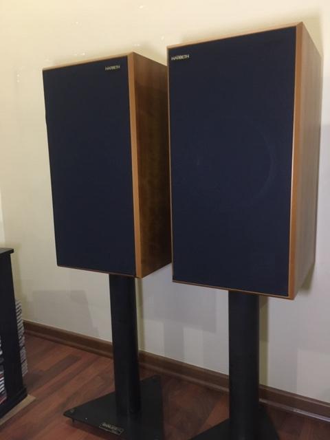 Harbeth HL Compact 7 Speakers Image516