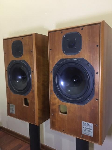 Harbeth HL Compact 7 Speakers Image615