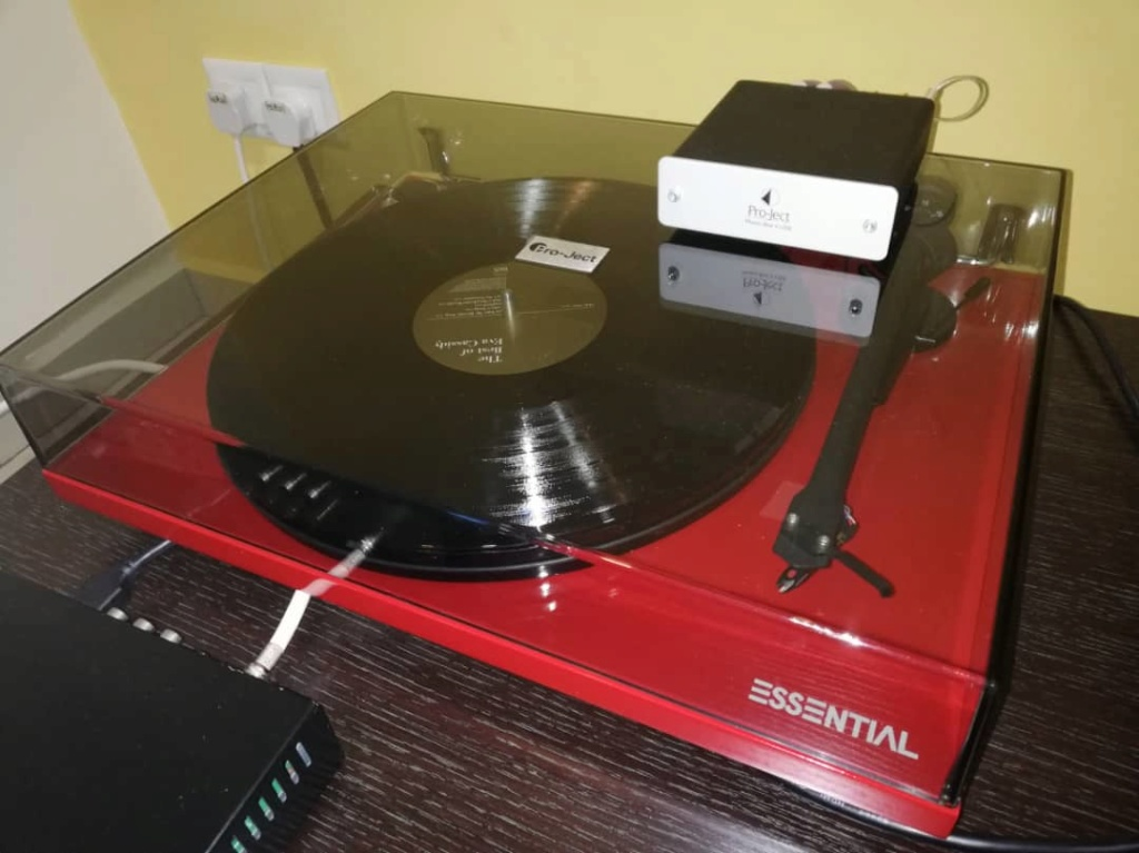 Project Essential 3 Turntable  Image811