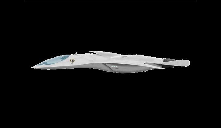 Projet de chasseur de nouvelle génération Maciji10