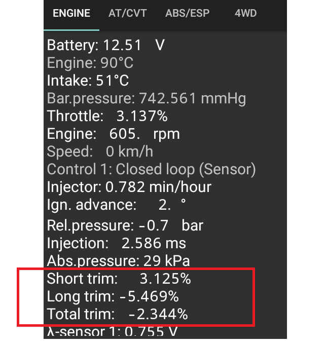 Rattle/Rumble noise when accelerating Engine10