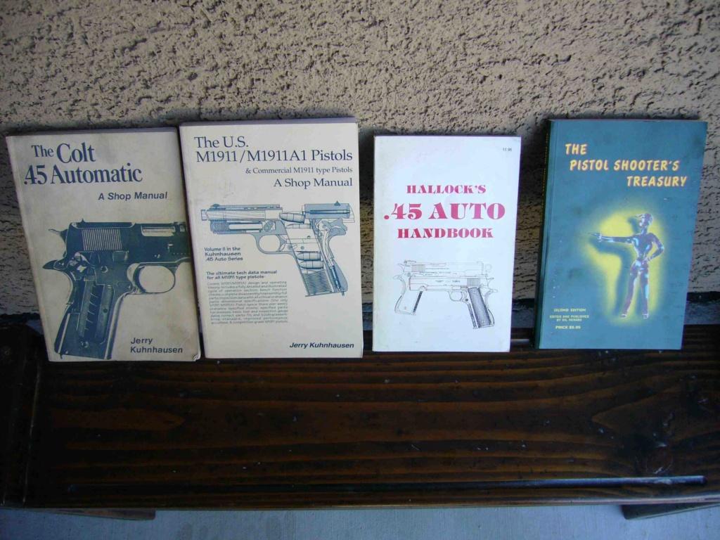 SOLD: Wadcutter .45 Pistol Books_11
