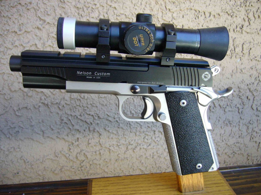 SOLD: Wadcutter .45 Pistol Nelson10
