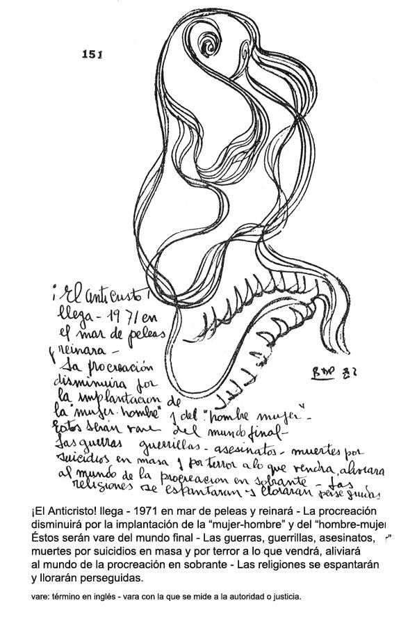 Descripción del Apocalipsis según BSP Cd53ab10