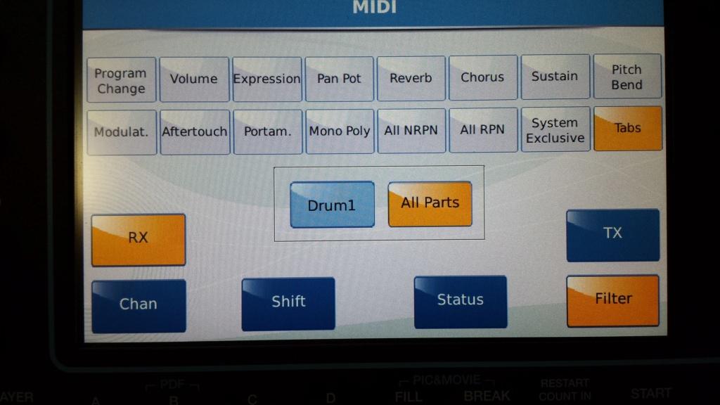 Connexion DIGIT AIR PRO sur SD 40 : comment se passer de l'expression du soufflet sur la main gauche 20190811
