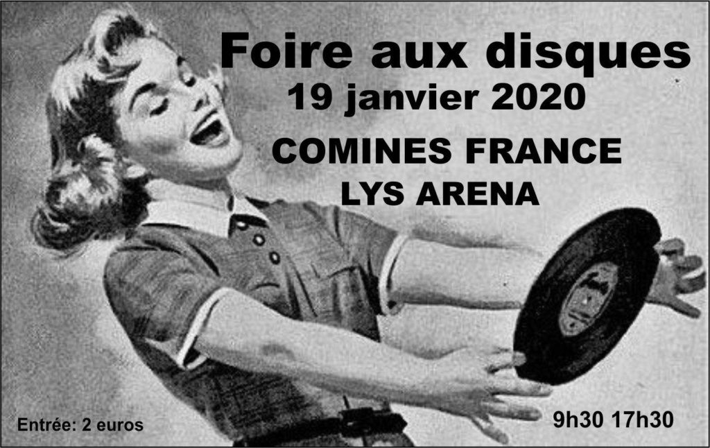 Re: Les Conventions de Disques 81158410
