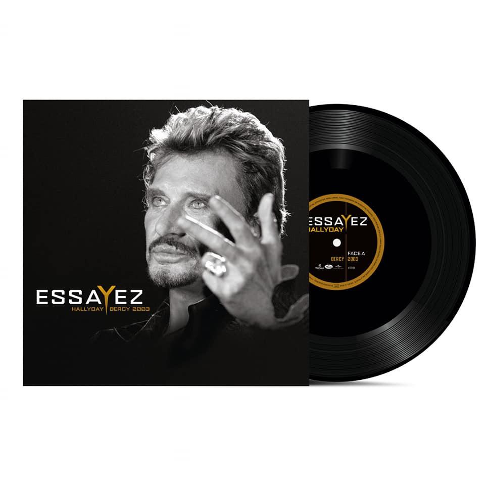 Essayez - Vinyle - Edition Limitée Numérotée  Jh210