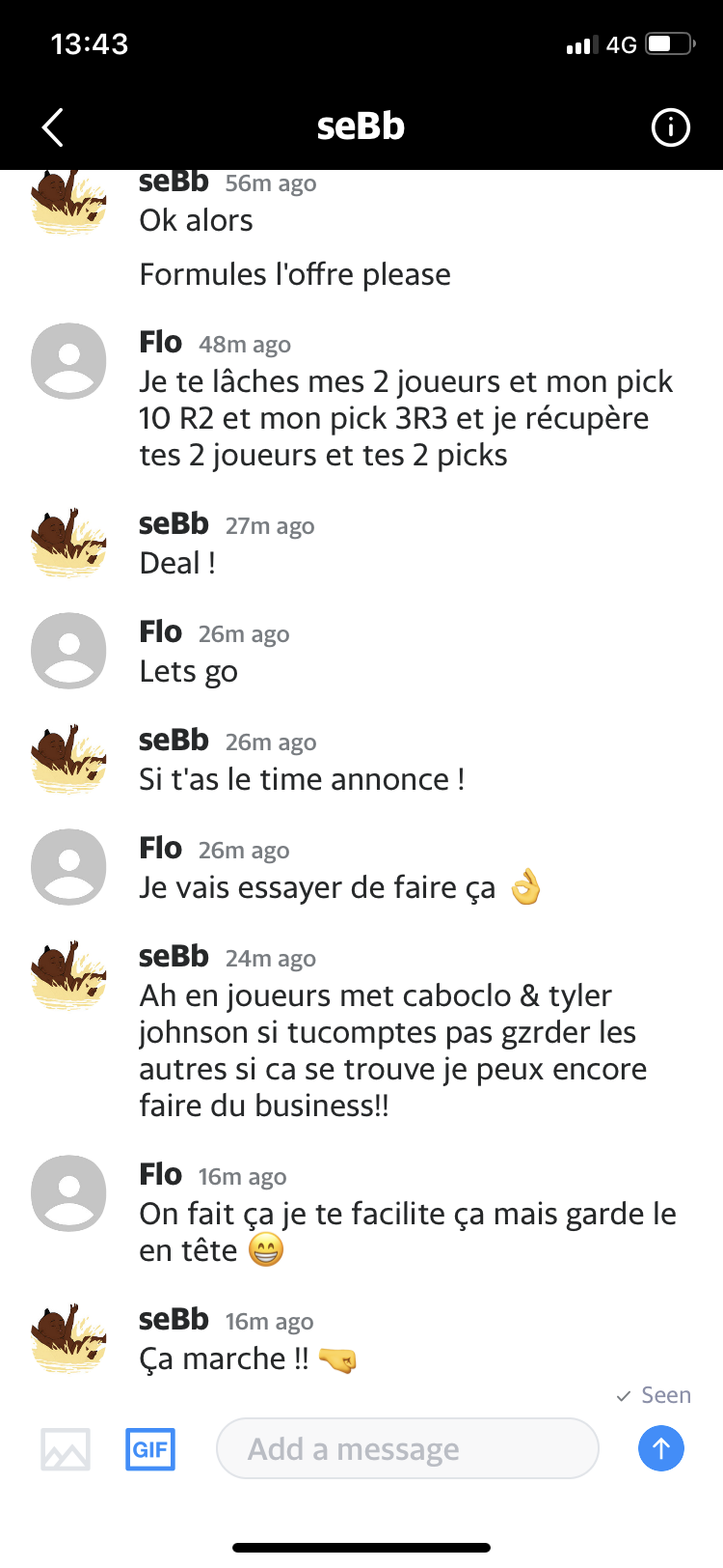 Franchise Legacy 2018-19 : Trades Officiels - Page 9 B5ddb710
