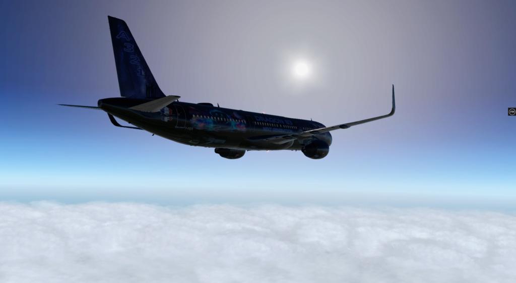 Vol de ce ven 12 juin : Edimbourg (EGPH) - Vagar (EKVG) aux Iles Féroé 321_310