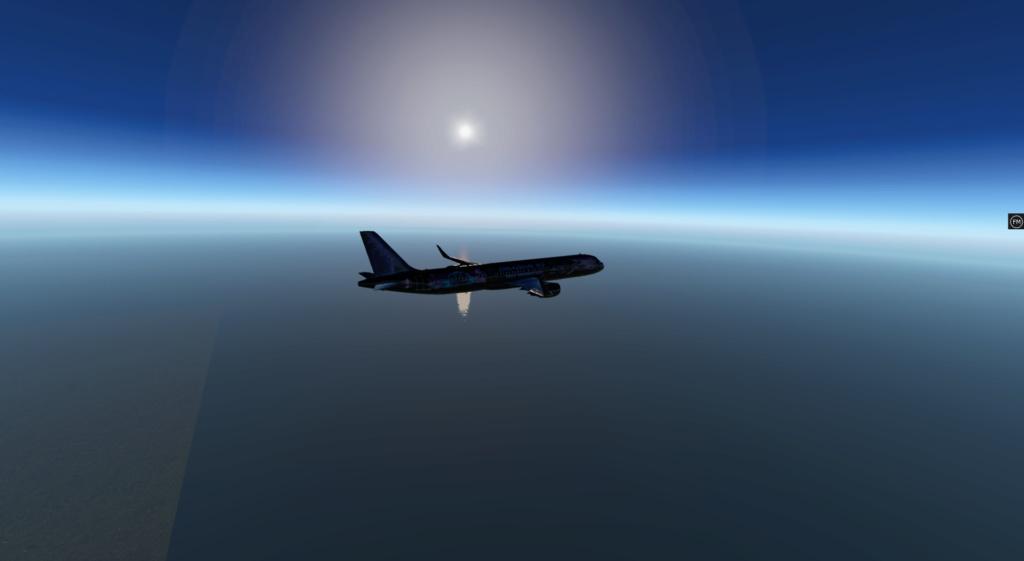Vol de ce ven 12 juin : Edimbourg (EGPH) - Vagar (EKVG) aux Iles Féroé 321_410