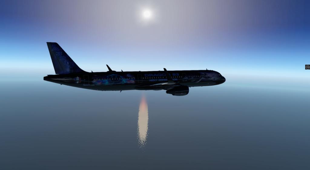 Vol de ce ven 12 juin : Edimbourg (EGPH) - Vagar (EKVG) aux Iles Féroé 321_710