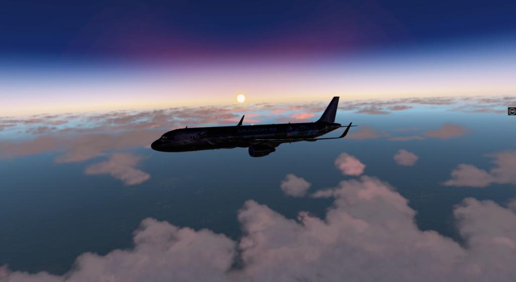 compte rendu du vol personnel-LFBO A321_s10
