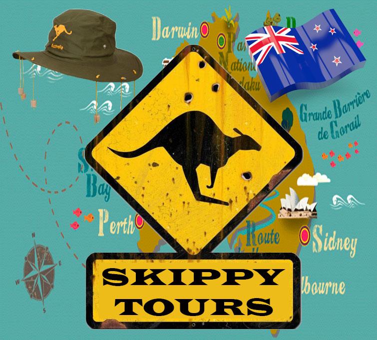 Skippy tour  étapes 15 Parcours 3 Affich11