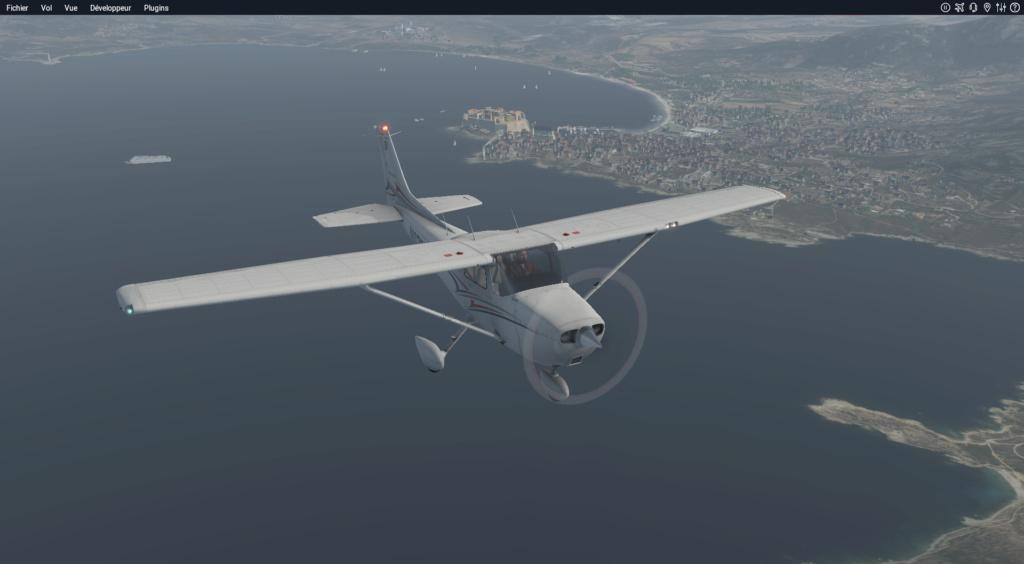 photos du tour Corsica étape 2 ,LFKC à LFKF  Cessna10