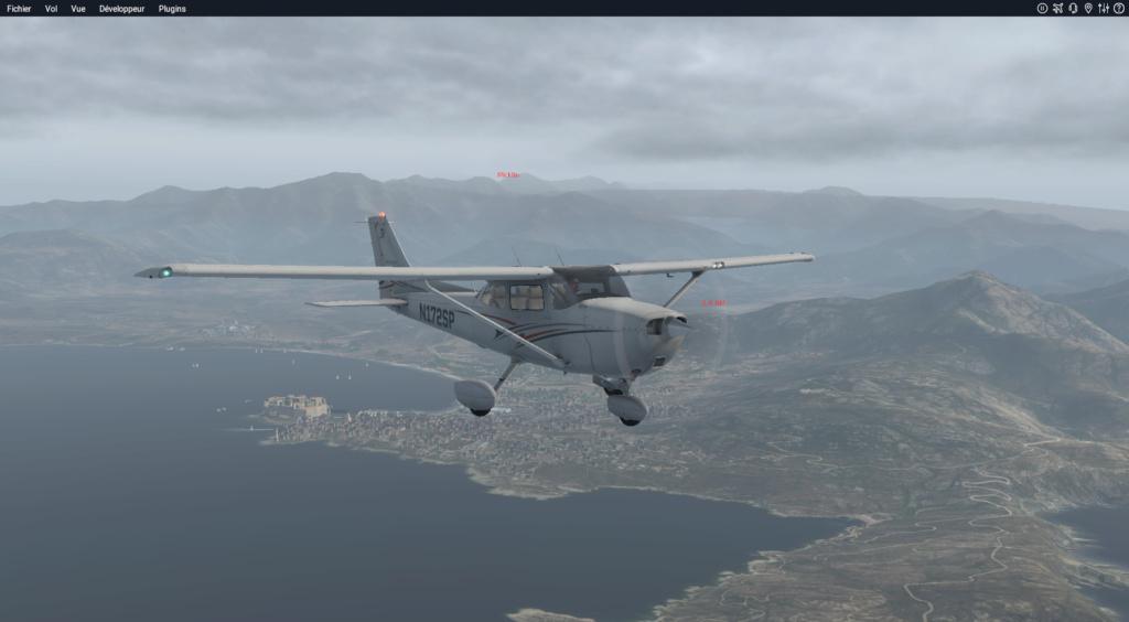 photos du tour Corsica étape 2 ,LFKC à LFKF  Cessna11