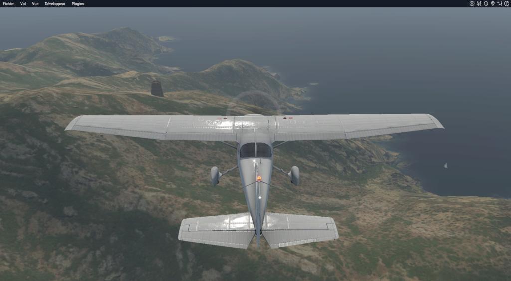 photos du tour Corsica étape 2 ,LFKC à LFKF  Cessna13