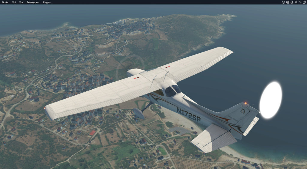 photos du tour Corsica étape 2 ,LFKC à LFKF  Cessna14