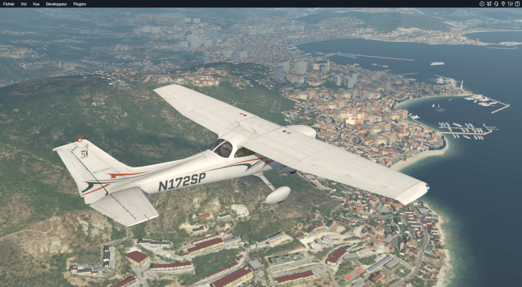 photos du tour Corsica étape 2 ,LFKC à LFKF  Cessna15