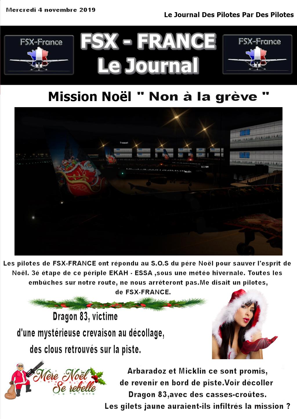 COMPTE RENDU troisième étape EKAH-ESSA - mission Noël .   Journa11