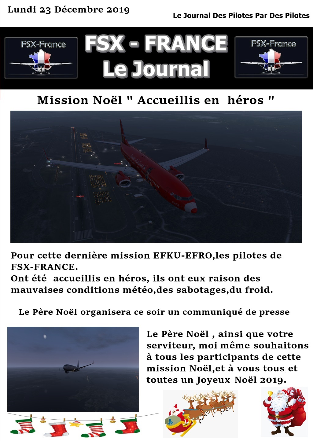 fin de cette mission de Noël EFKU-EFRO Journa15
