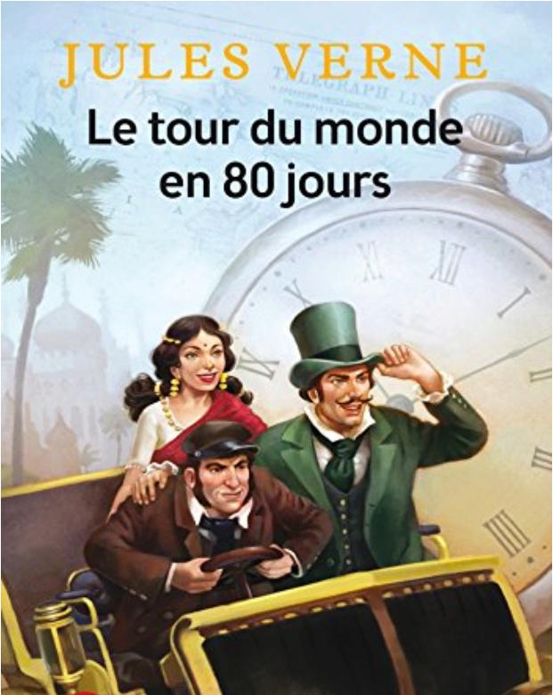 Etape 1 Jules Verne Jules110