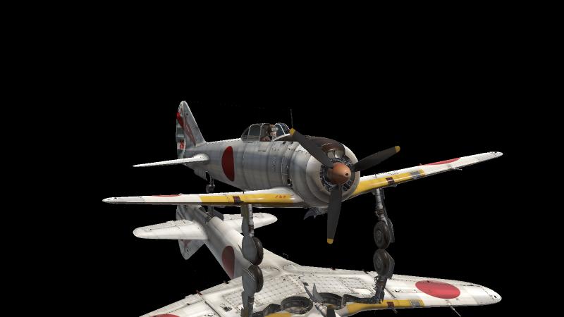 Nakajima Ki-44 Shoki (Tojo) 1.0.0 pour xplane 11 Ki44_s10