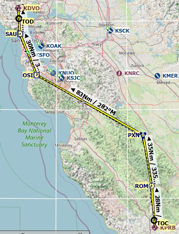 American tour parcours 1 KPRB-KDVO étape 3 Kprb-k10