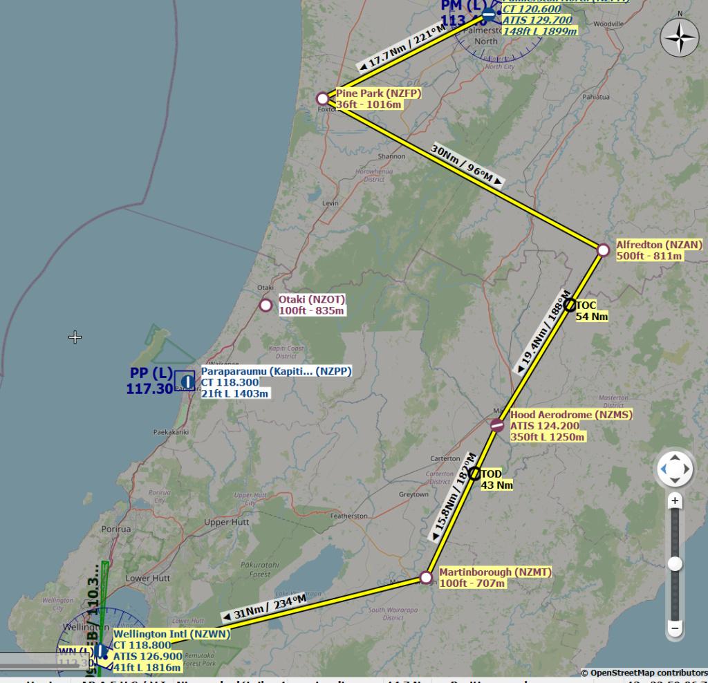 Skippy tour étape 4 parcours 1  Parcou20