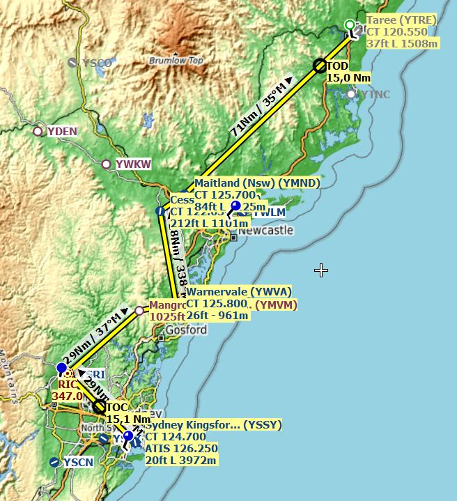 Skippy tour  étapes 15 Parcours 3 Vol_co41