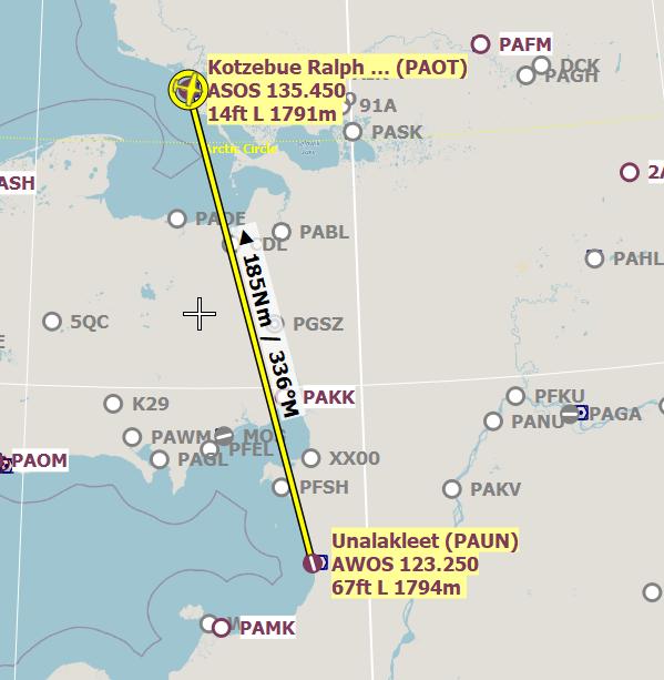 Mission 4 PAUN-PAOT FSX-France Alaska compagnie 2 Voyage10