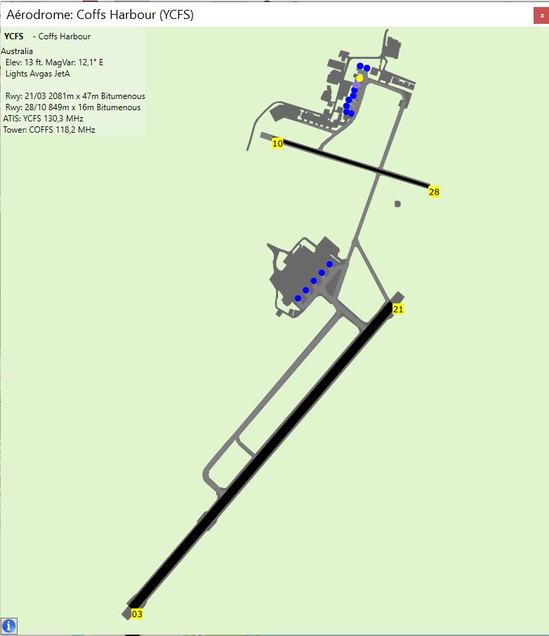 Skippy tour  étapes 16 Parcours 3 Ycfs10