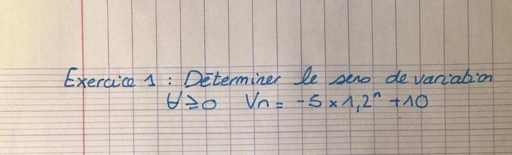 SUITES  Calcul de variation  13d13510