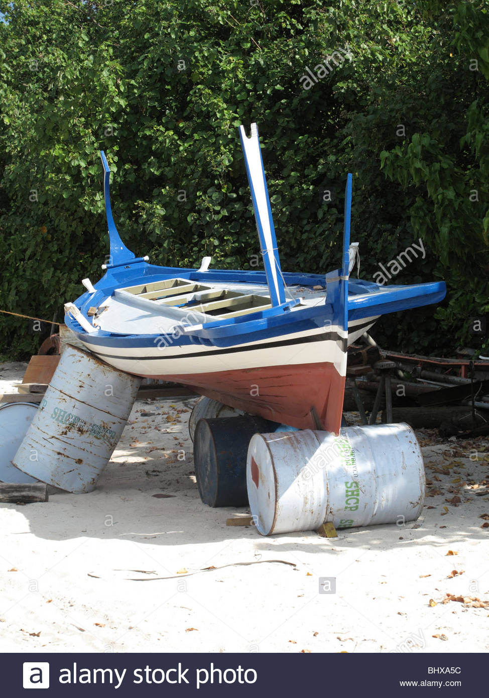 Dhoni - maldivski ribarski čamac Bhxa5c10