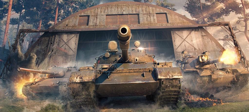 World of Tanks par Yoyofree