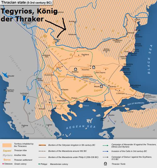 Tegyrios (Mythologie): König der Thraker 800px-10