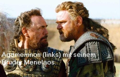 Agamemnon (Mythologie): Anführer der Griechen im Krieg um Troja, König von Mykene Agamem10