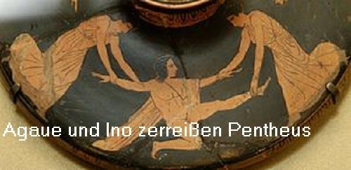 Agaue (Mythologie): Mutter des Pentheus Agaue10