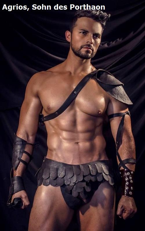 Agrios (Mythologie): Sohn des Porthaon Agrios11