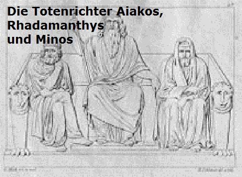 Aiakos (Mythologie): Stammvater der Aiakiden und Vater des Peleus Aiakos10