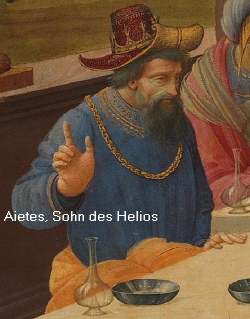 Aietes (Mythologie): Sohn des Helios Aietes10