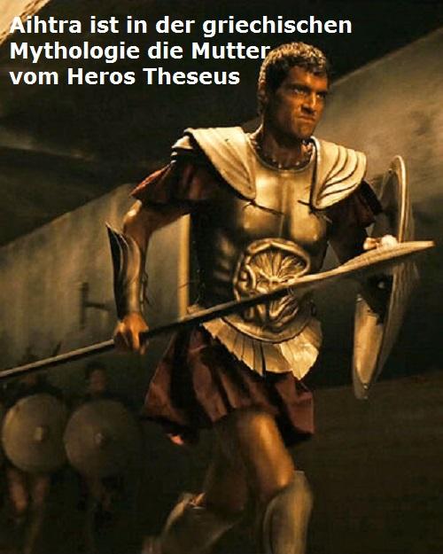 Aithra (Mythologie): Mutter des Theseus Aithra10
