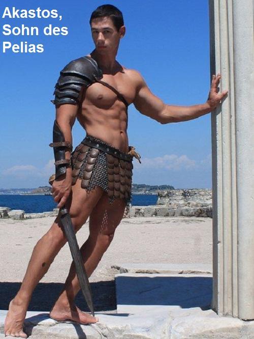 Akastos (Mythologie): Sohn des Pelias Akasto10