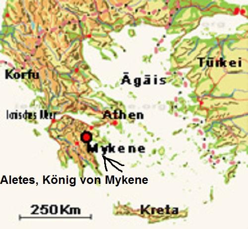 Aletes (Mythologie): Sohn des Aigisthos Aletes10