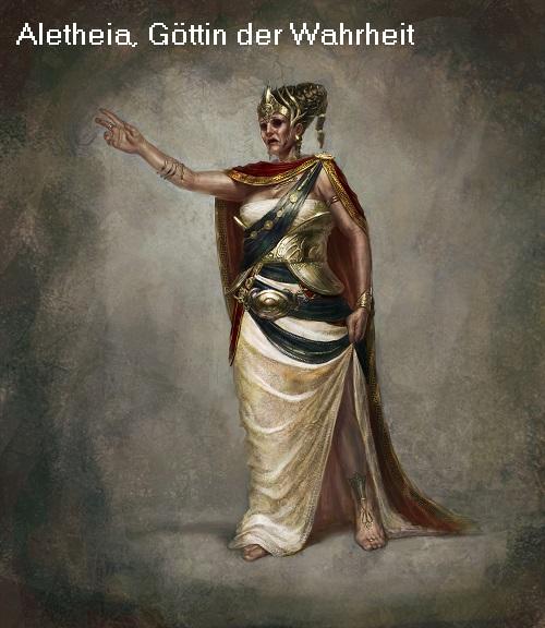 Aletheia (Mythologie): Göttin der Wahrheit Alethe10