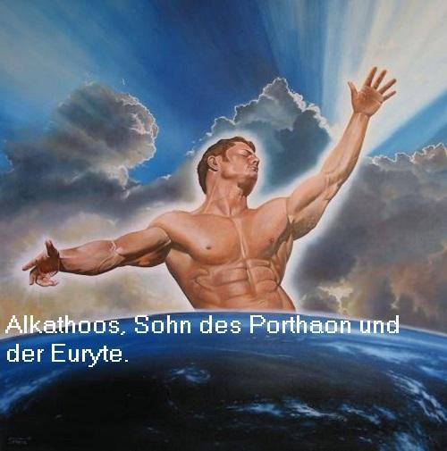 Alkathoos (Mythologie): Sohn des Porthaon und der Euryte Alkath10
