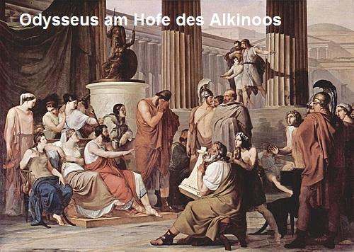 Alkinoos (Mythologie): König der Phaiaken Alkino10